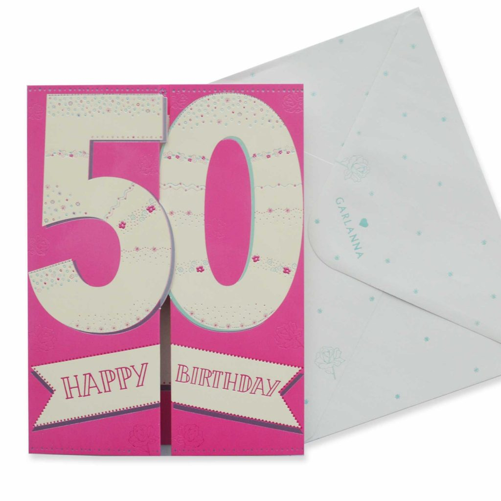 whats another year 3d age cards 50th birthday