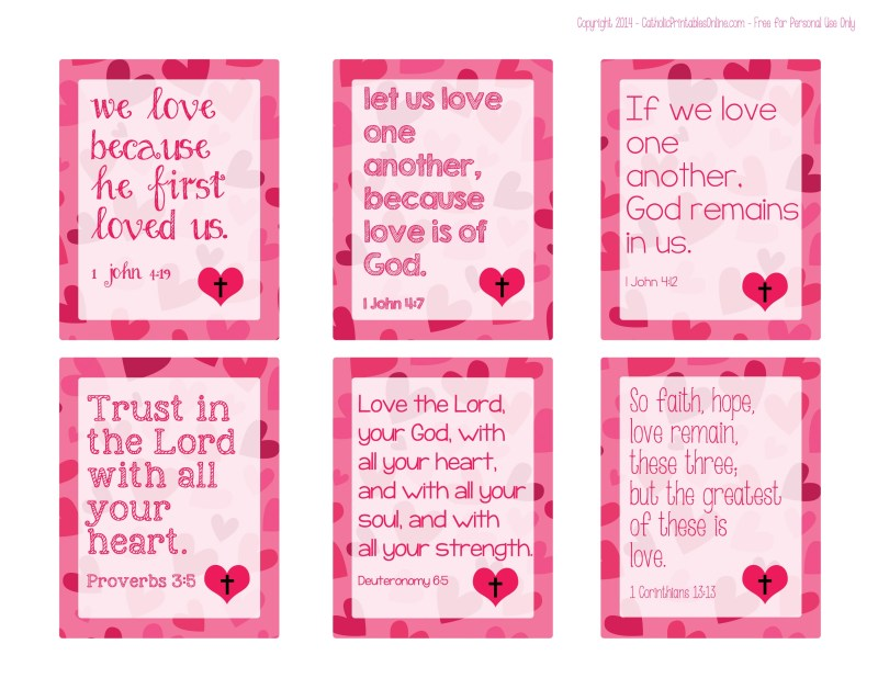7 best images of free printable christian cards online