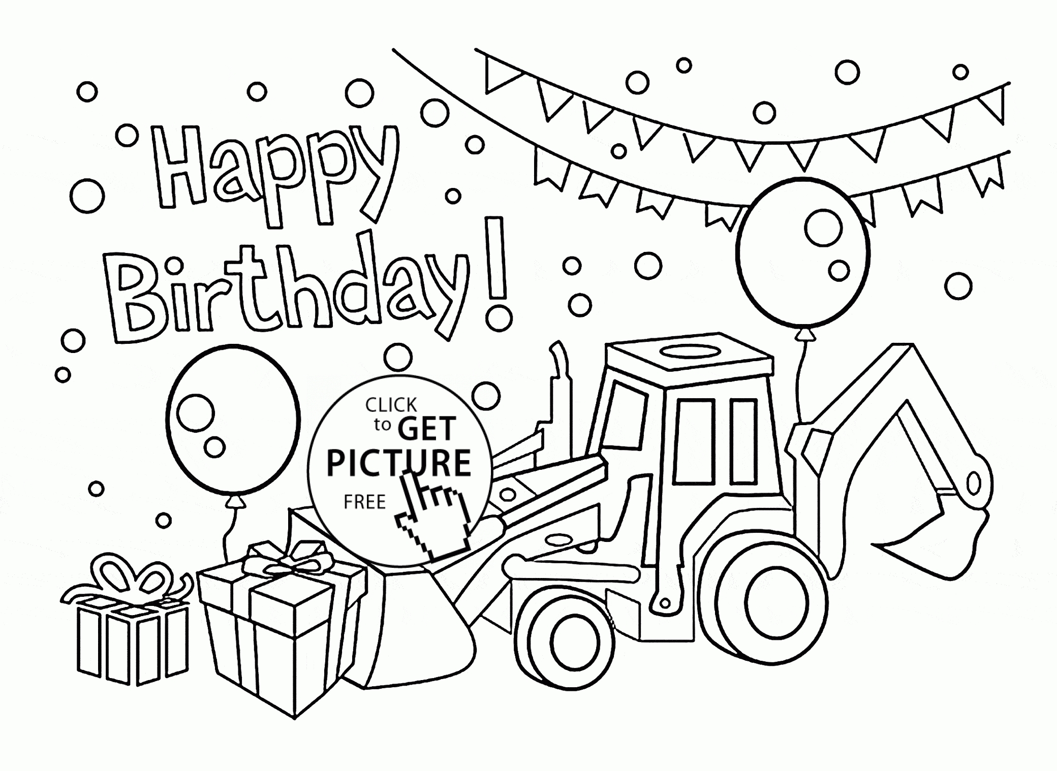 Funny And Printable Birthday Cards For Kids FREE - Candacefaber