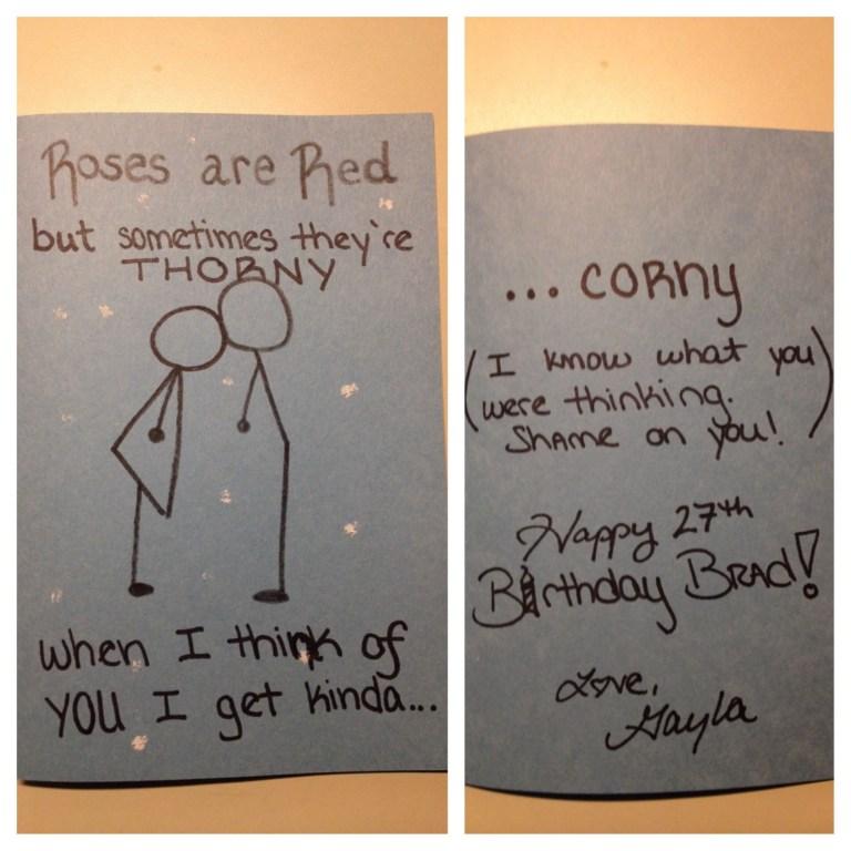 creations gayla funny birthday card for boyfriend