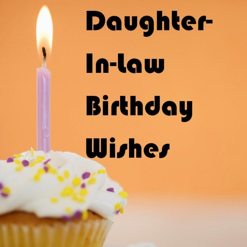 daughter in law birthday wishes what to write in her card