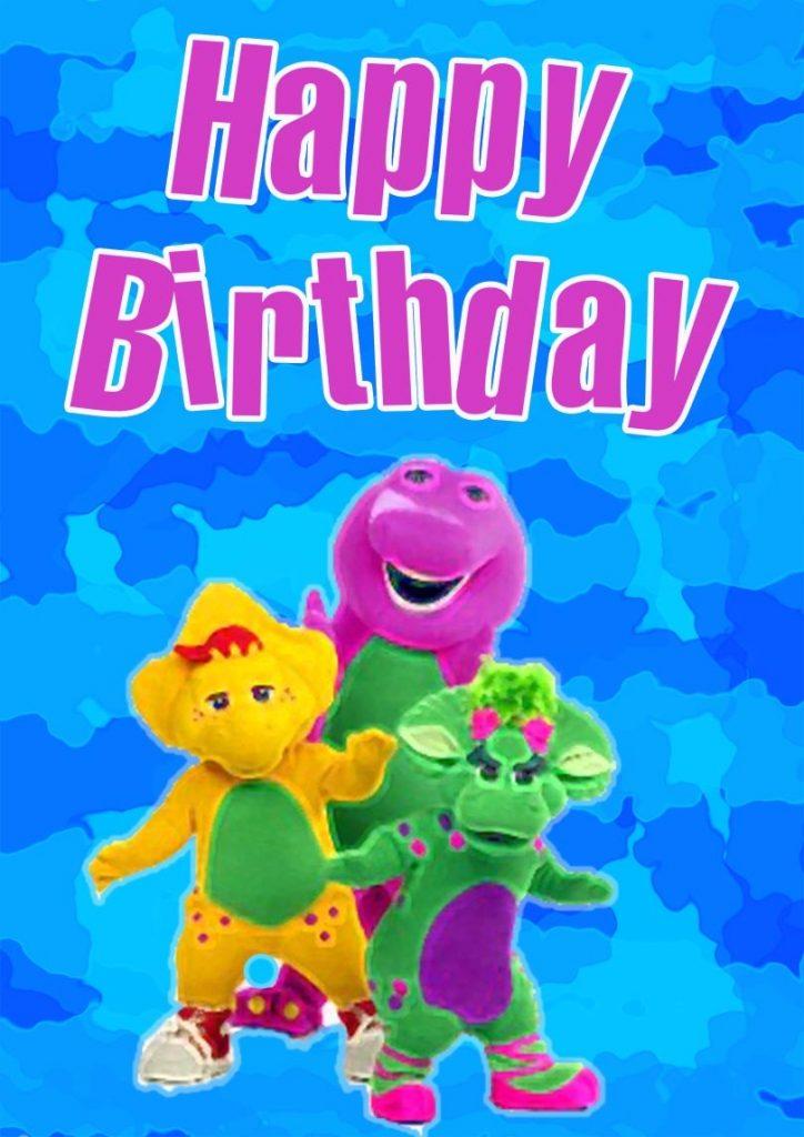 dinosaur birthday card free printable birthday cards