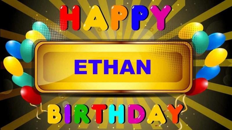 ethan animated cards happy birthday youtube happy