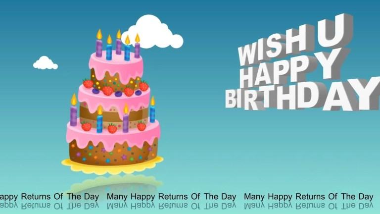 happy birthday greetings birthday animation birthday