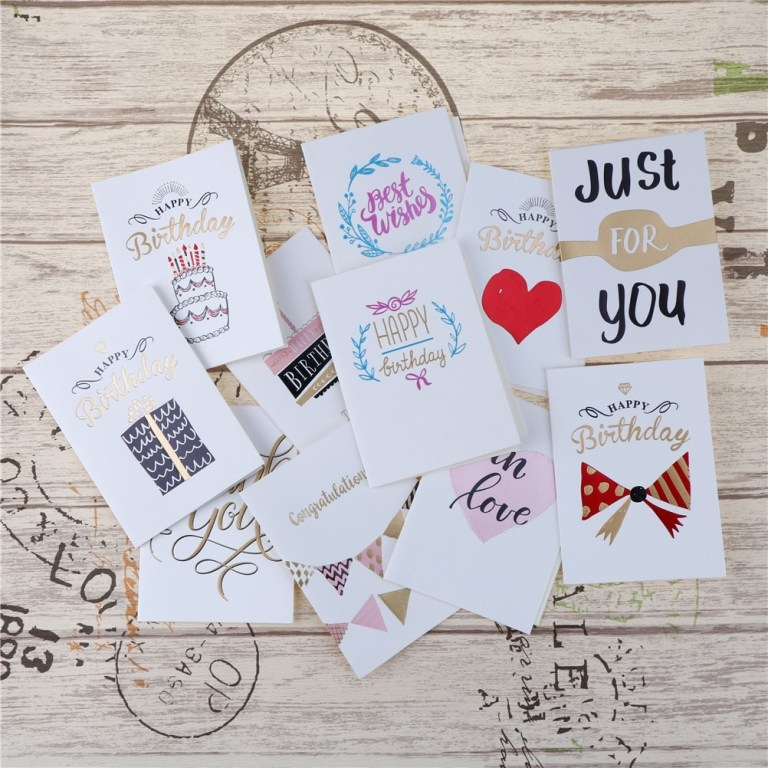 new arrival kids greeting cards birthday cards cute happy