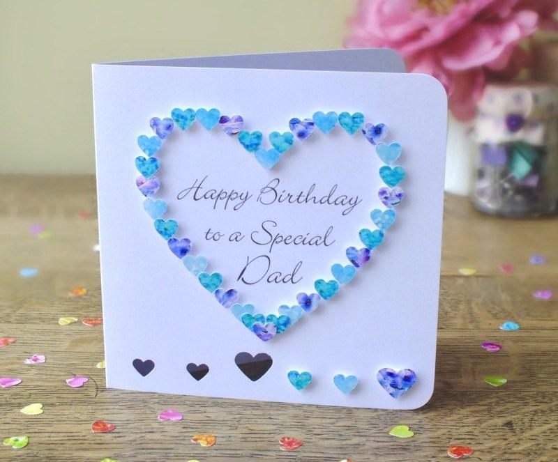 design a birthday card for dad pusmun