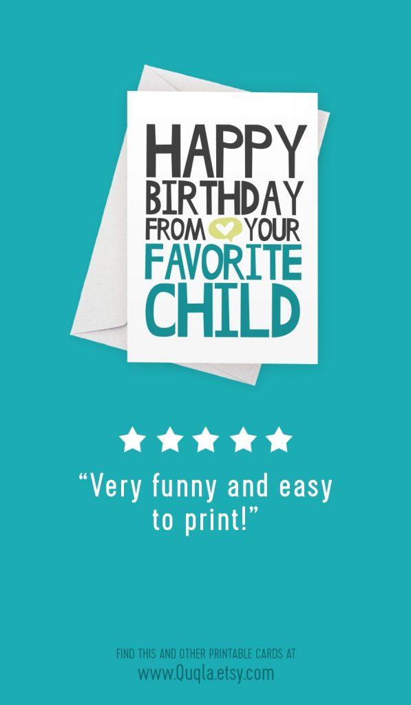 funny happy birthday printable card for dad happy birthday