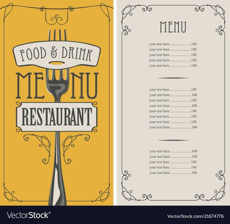 beverages menu list with price