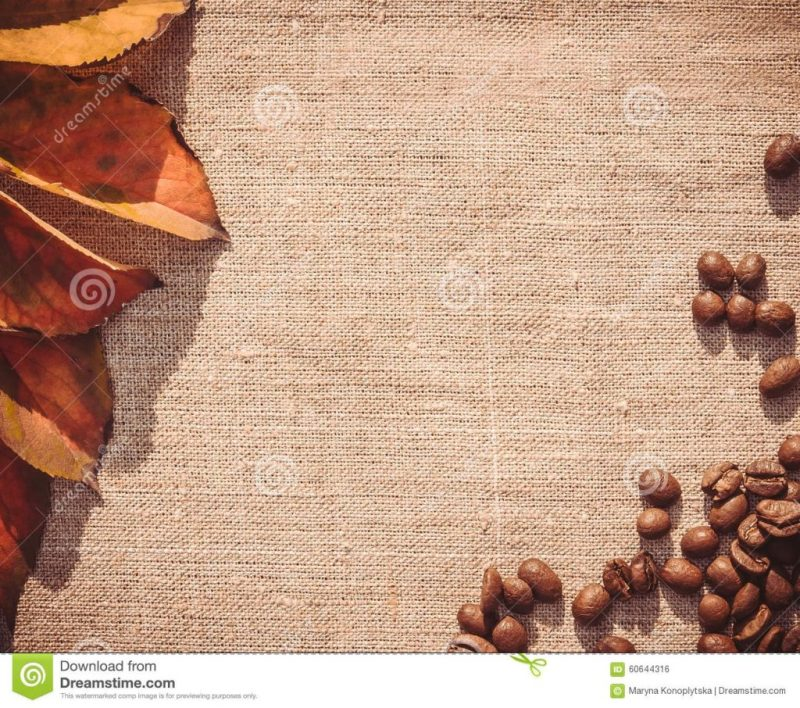 fragrant coffee shop background