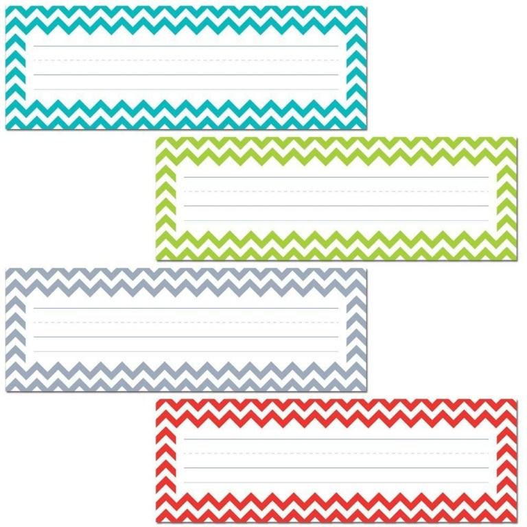 preschool word wall name template