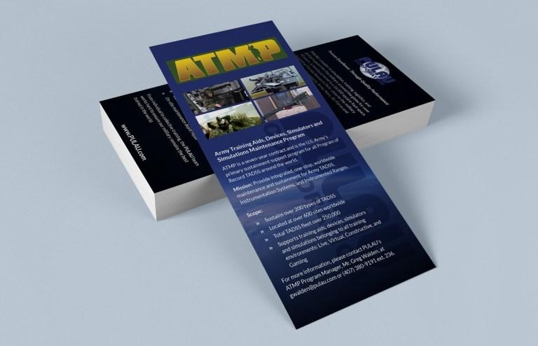 pulau atmp rack card mockup