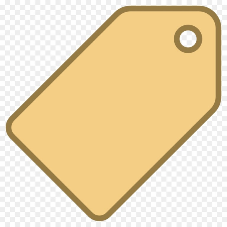 tag template png transparent