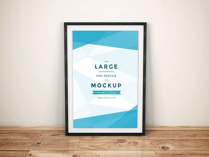 55 amazing frame mockups templates psd designazure