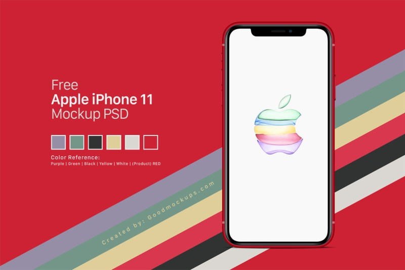 free apple iphone 11 mockup find the perfect creative