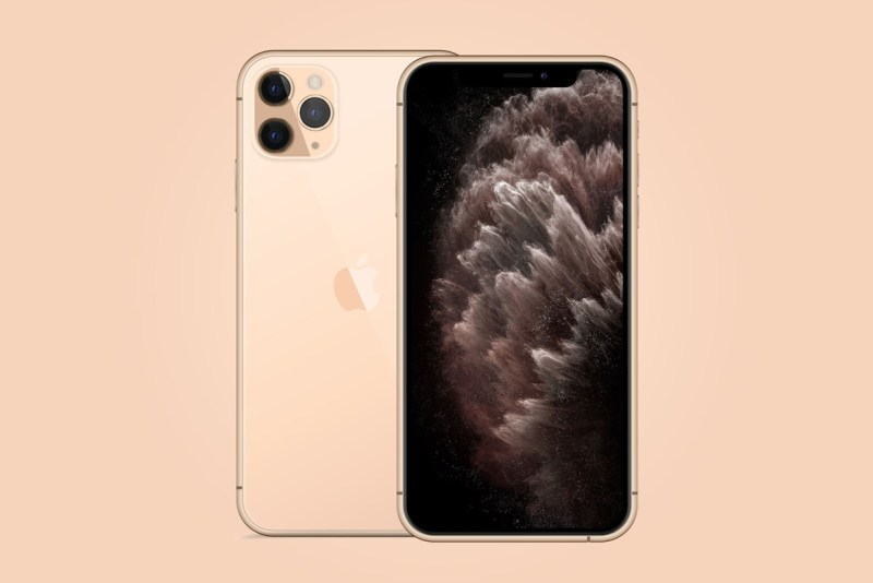 free iphone 11 pro gold mockup find the perfect creative
