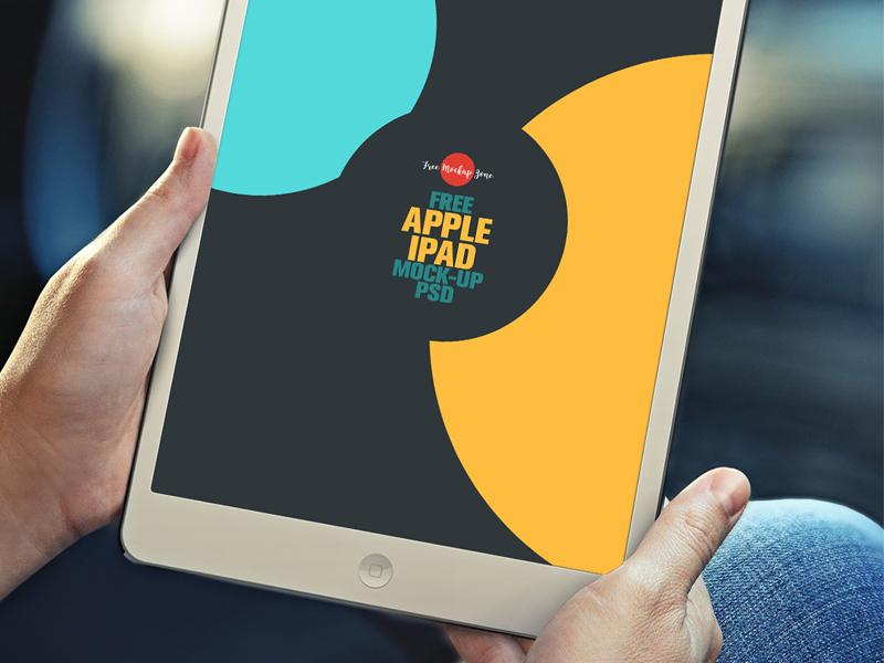 free apple ipad mock up psd for web designers web