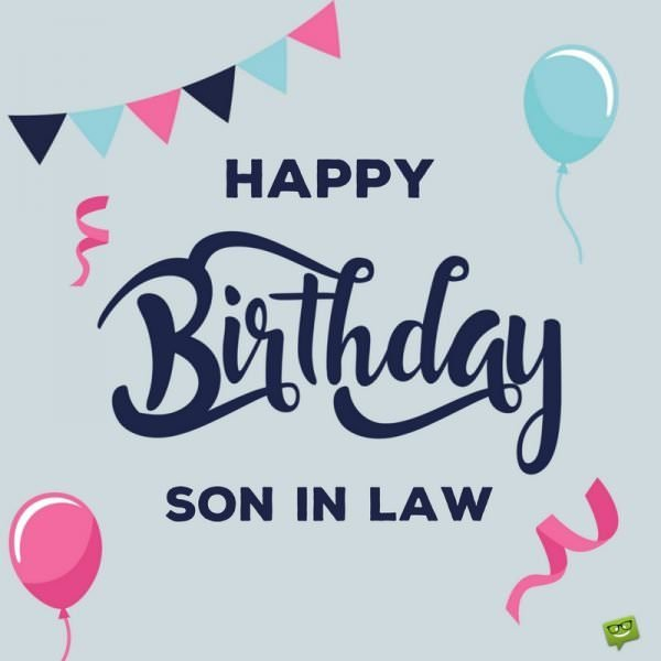 birthday wishes for daughter in law and son in law