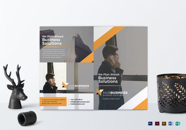 33 bi fold brochure templates free word pdf psd eps