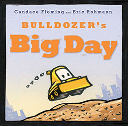 Bulldozer's Big Day