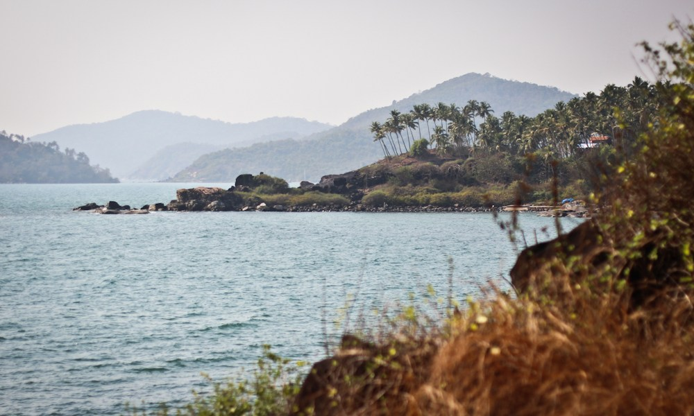 A do-it-yourself writing retreat: Or, how to live on a beach in India for $314 a month.