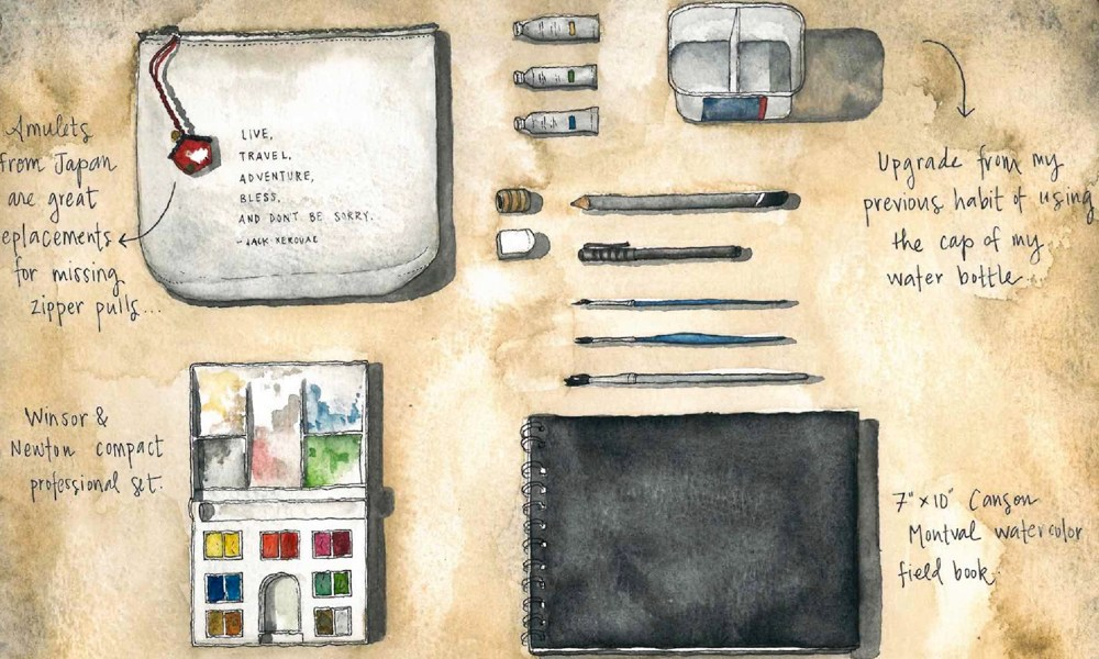 Sketching Supplies 101: 7 essential tools for sketch artists
