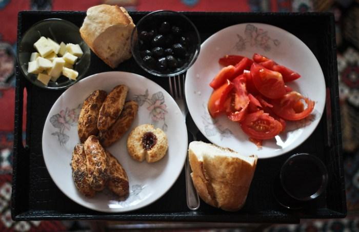 Evliya Celebi Way food
