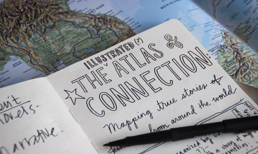 The Atlas of Connection: Project update