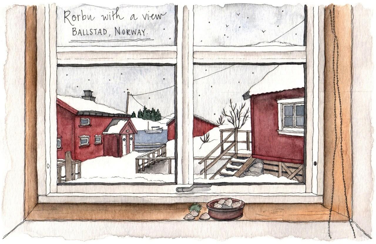 Norway sketches