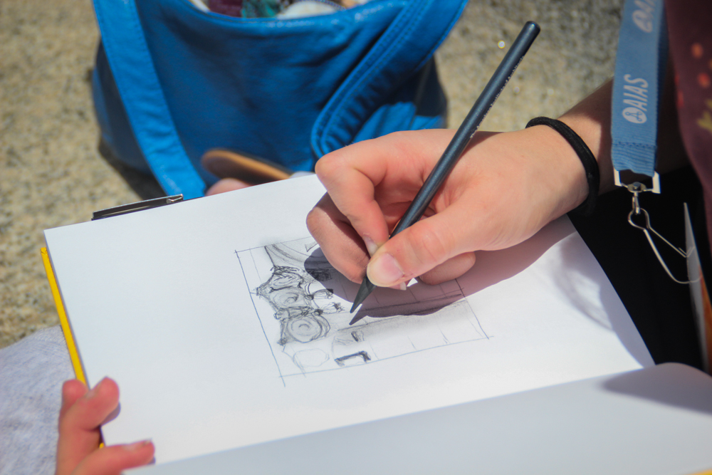 sketching workshop