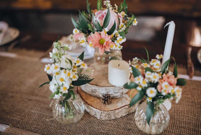 Wedding Venue Styling Northumberland