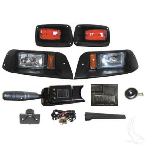 golf cart lighting package