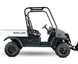 Club Car Carryall 1500 4WD Intellitach