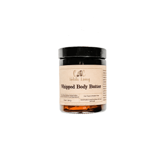mens skincare body butter whipped