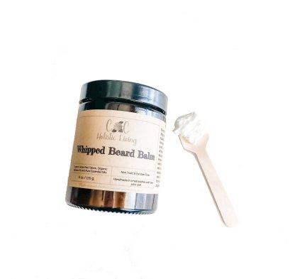 whipped tallow beard moisturizer balm