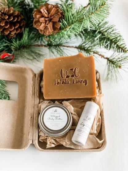 Tallow Soap, Handmade Soap, Gift Set, Holiday Gift