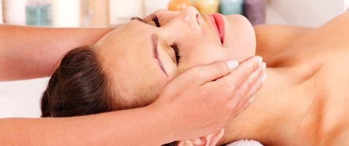 Person Having a Massage
