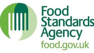 Food Standaeds Ageny Logo