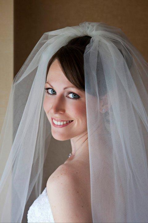 Stunning Wedding day Makeup