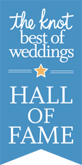 2017 Best Of Weddings Hall of Fame – The Knot