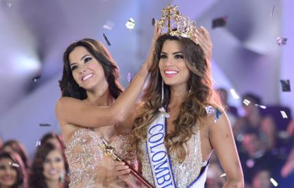 Ariadna Gutiérrez señorita Colombia 1