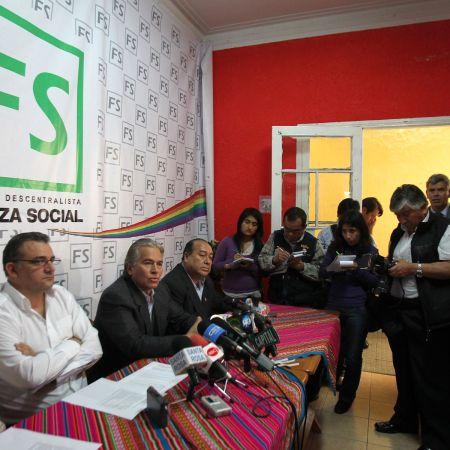 Fuerza Social rechaza hacer una alianza con PPK