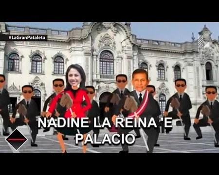 Nadine, la reina de Palacio