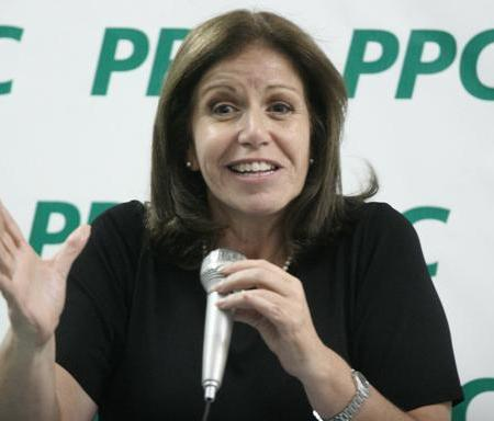 "Lourdes Flores: ""Si Keiko Fujimori pasa a segunda vuelta, votaré por el otro"""