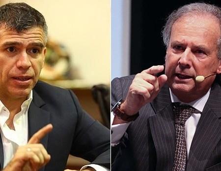 Encuesta de hoy: Julio Guzmán vs Alfredo Barnechea