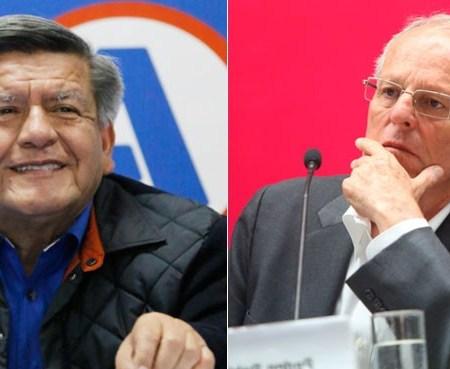 Encuesta de hoy: César Acuña vs Pedro Pablo Kuczynski