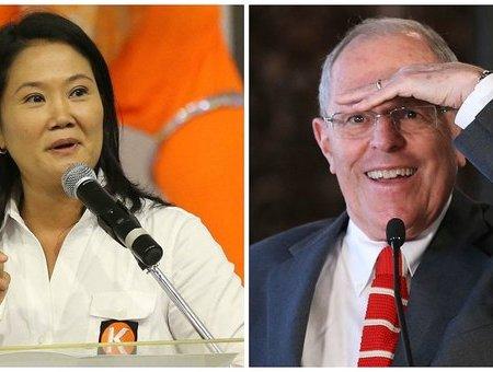 #Datum: PPK y Keiko Fujimori empatados con 50% en segunda vuelta