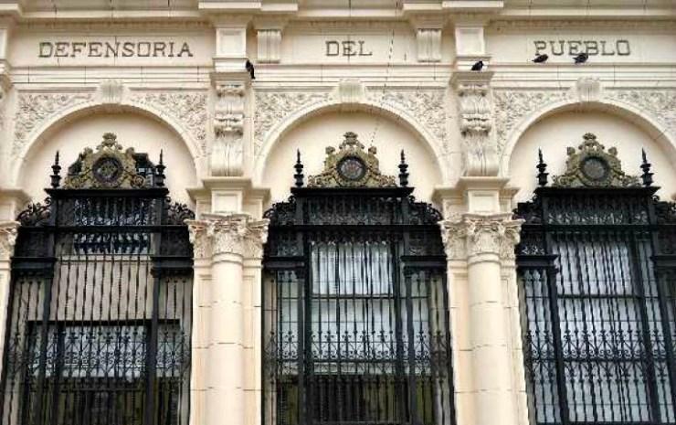 Defensoría Perú