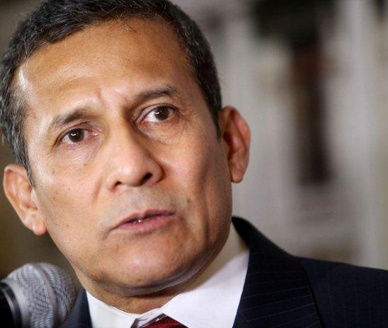 Fiscalía podría solicitar prisión preventiva para Ollanta Humala