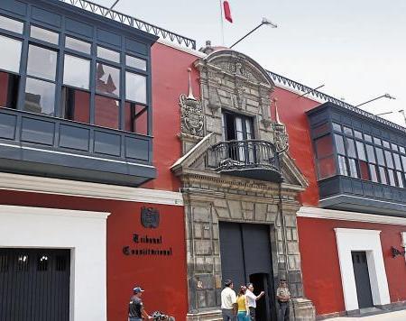 TC solicita apartarse del Consejo de Reforma Judicial tras reforma de Vizcarra