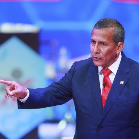 Ollanta Humala consideró un error que el sector privado compre vacunas anticovid